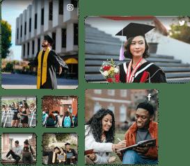 UGC platform for higher education
