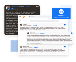 Facebook Reviews widget on blogger