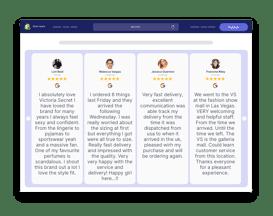 google reviews widget on shopify