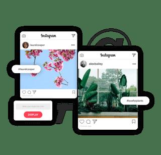 Taggbox instagram widget on blogger
