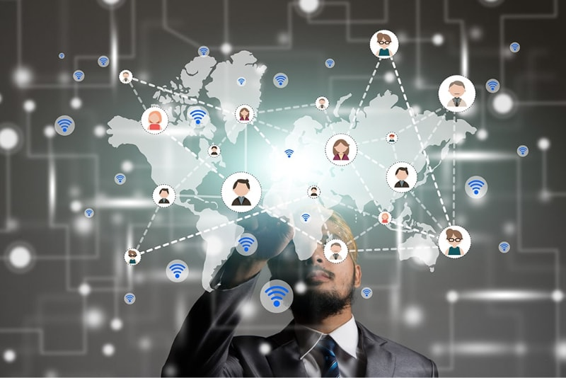 Independent Workplace Connectivity