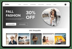 ugc platform for retail industry