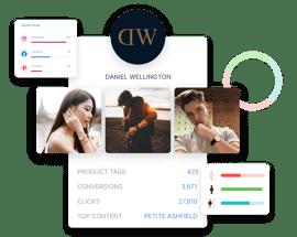 Shoppable Instagram & UGC Analytics