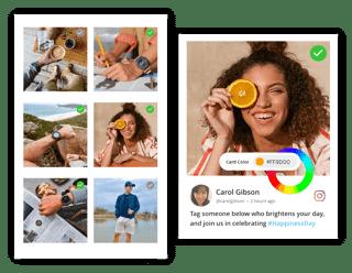 social feeds