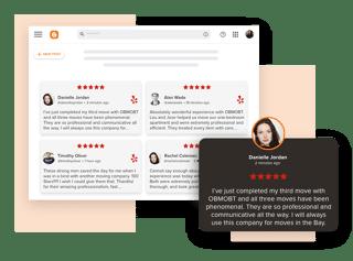 yelp Reviews widget on blogger