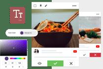Design youtube widget website