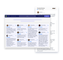 Taggbox facebook reviews widget on shopify