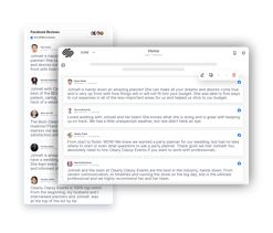 facebook reviews widget on squarespace