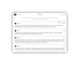 Taggbox google reviews widget on squarespace