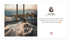 user-generated content platform for hotels