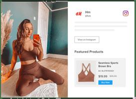 Shoppable Instagram Walls For Online Store