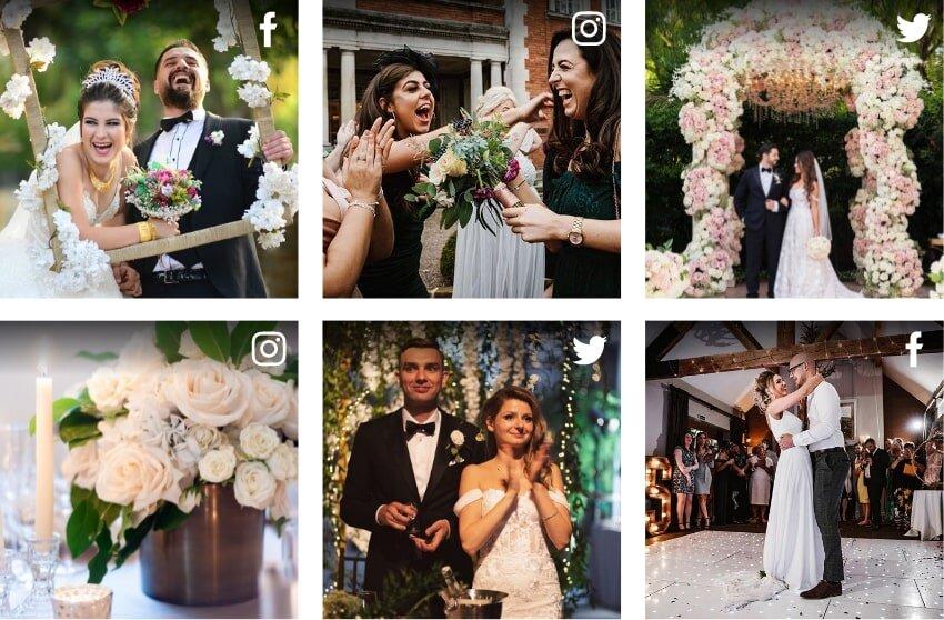 Create & Collect Exquisite Wedding Posts