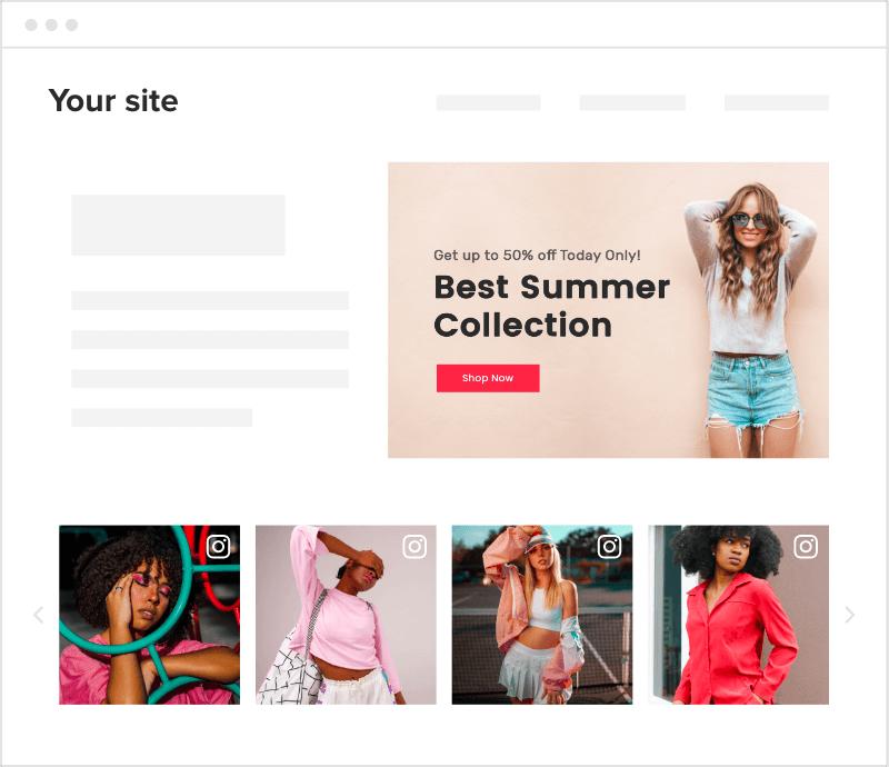 Website Campaigns