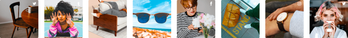 Visual UGC Inspiration Galleries
