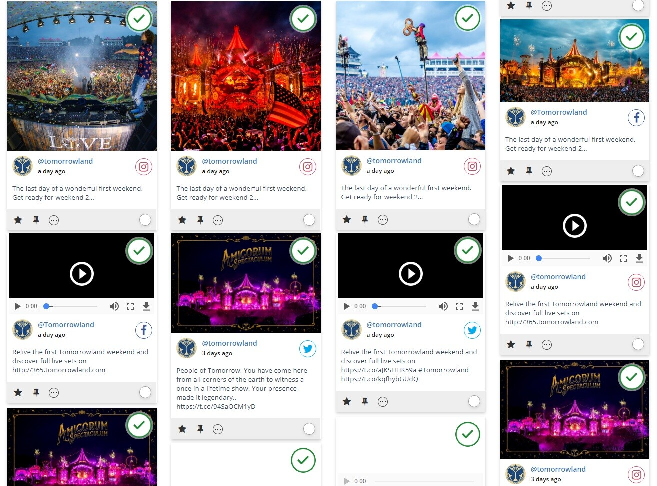 MODERATE YOUR CONTENT WITH EMBED INSTAGRAM FEEDs WALL