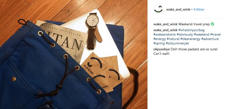instagram advertising examples