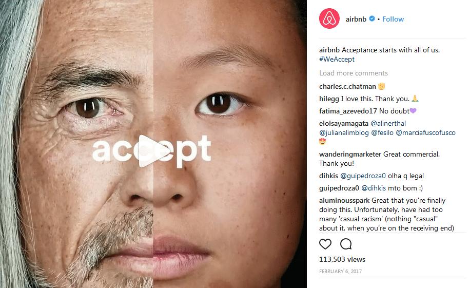 airbnb instagram marketing campaign