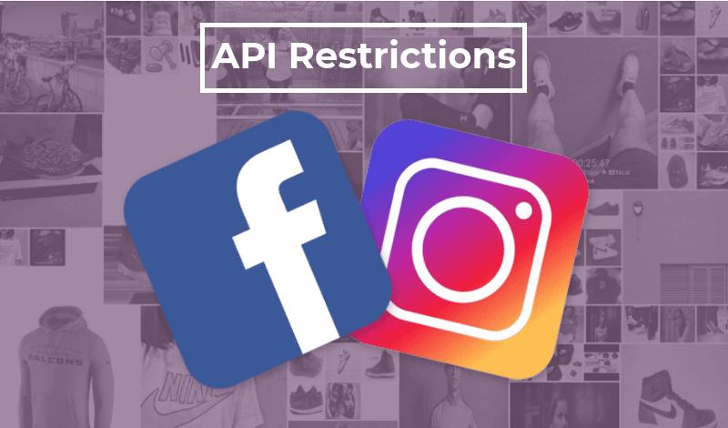 Facebook Instagram API Access Restricted