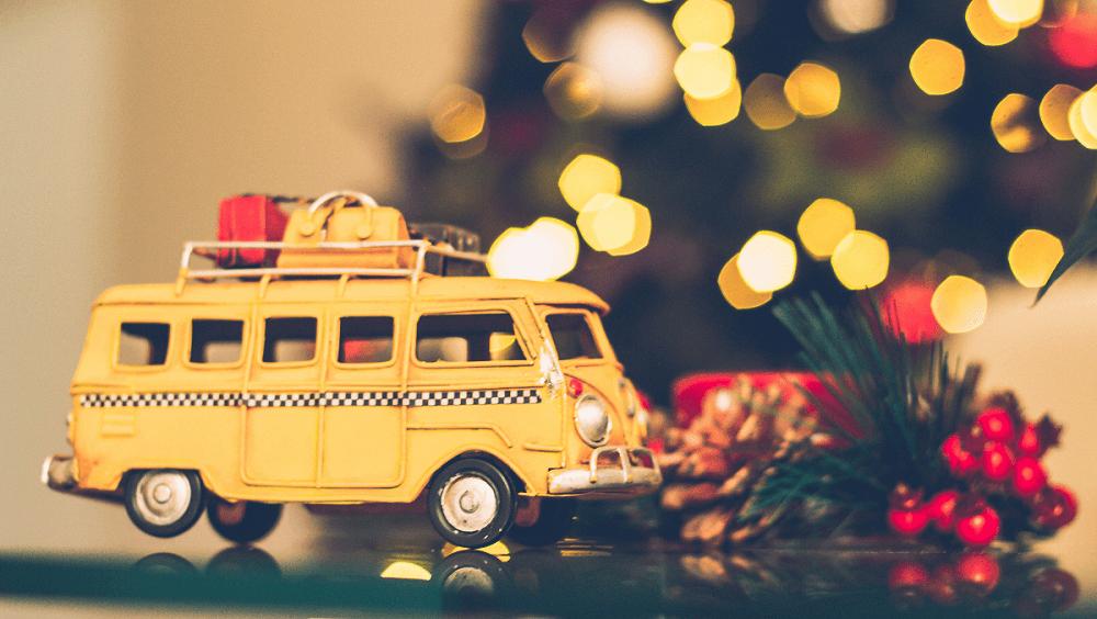 Social Media Christmas Campaign Example
