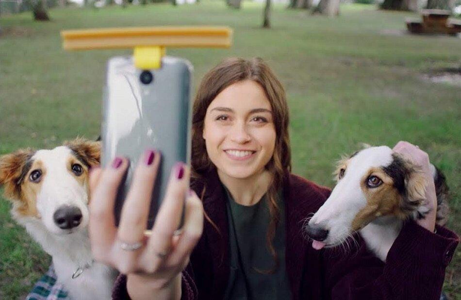 Dog Selfie