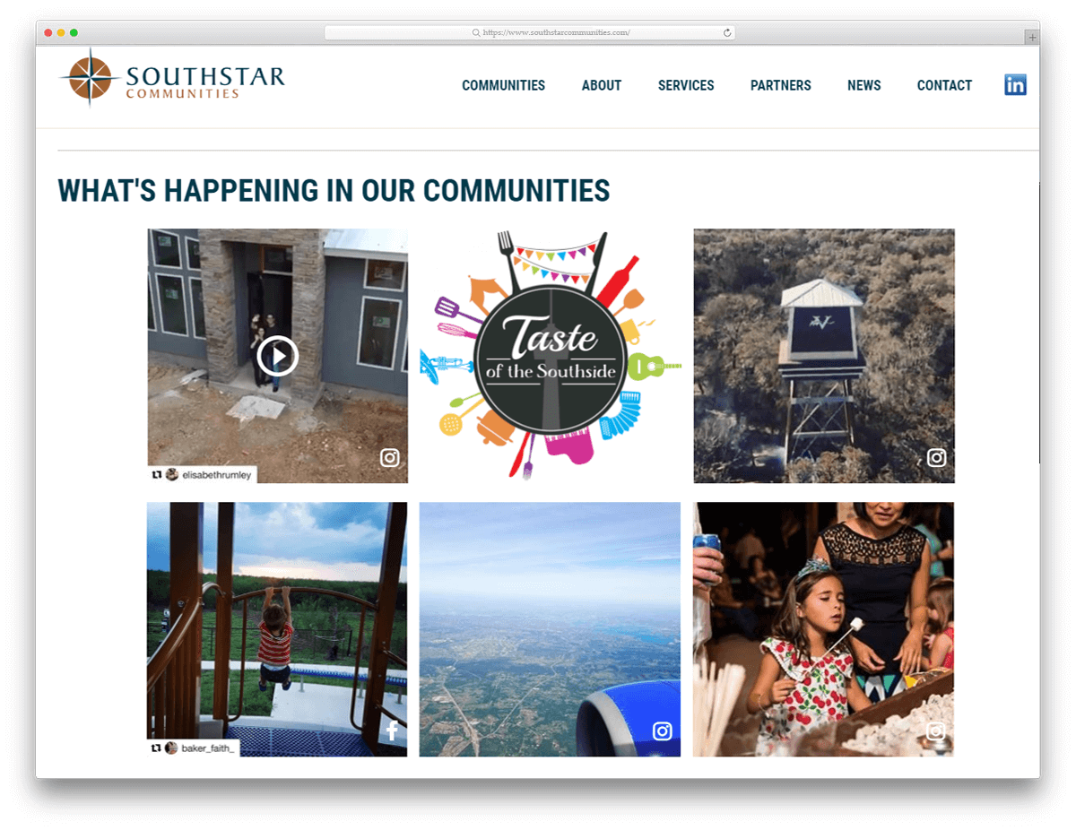 SouthStar-Communities-social-hub