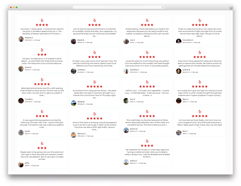 Yelp-reviews-on-website