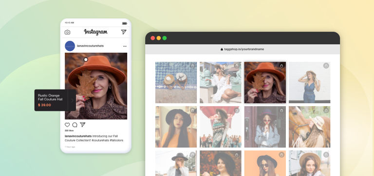 Shoppable Instagram Feed