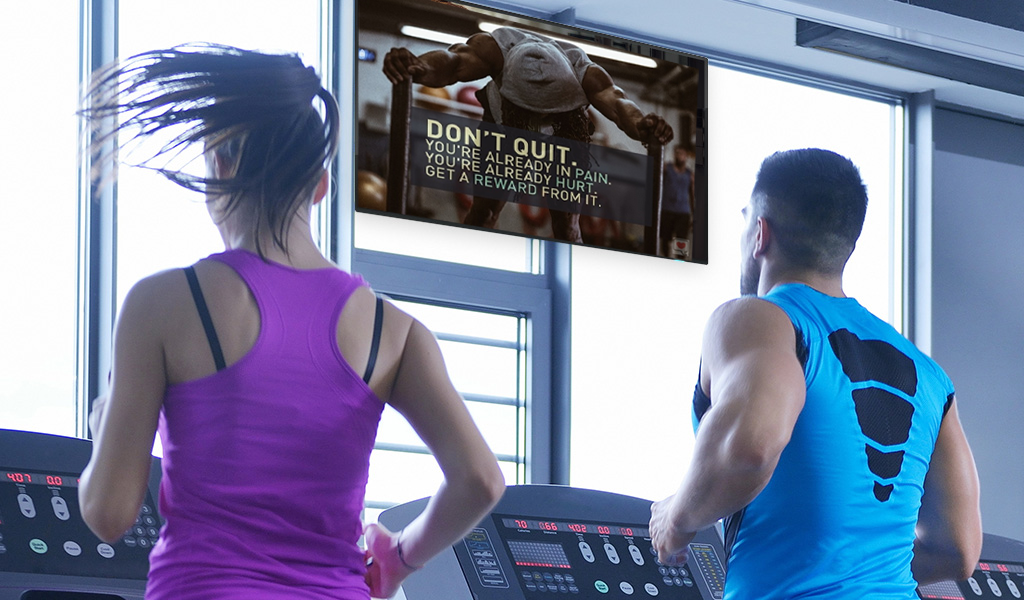 content ideas for digital signage