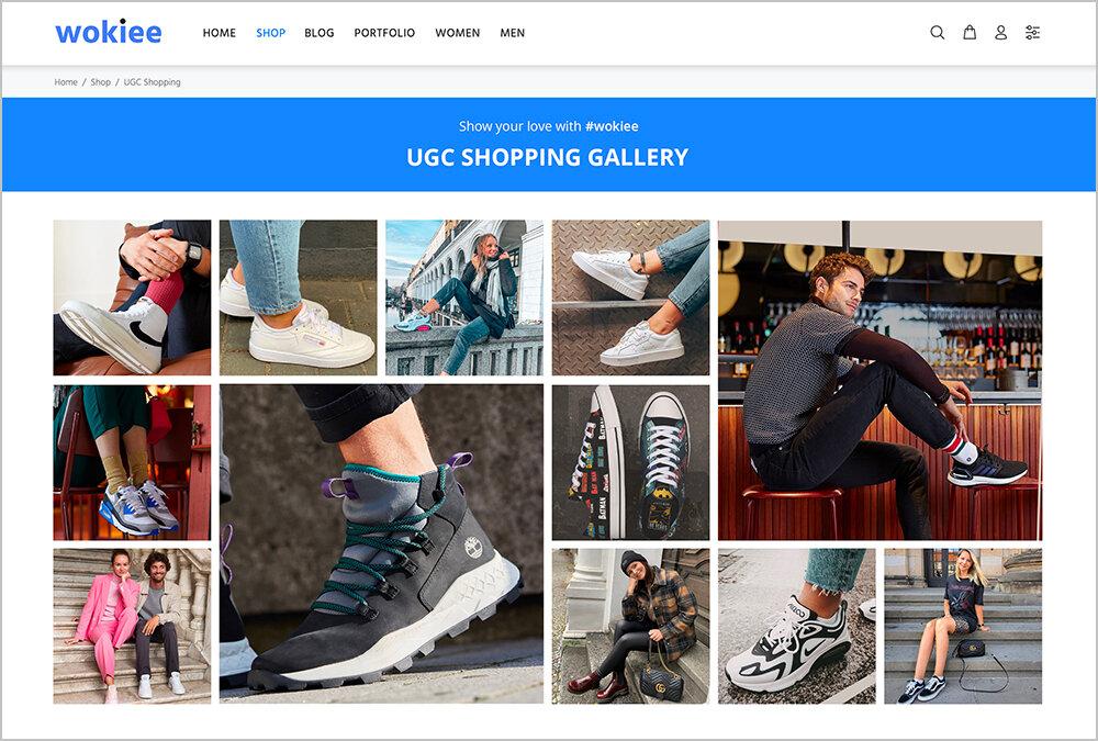 customer advocacy with ugc