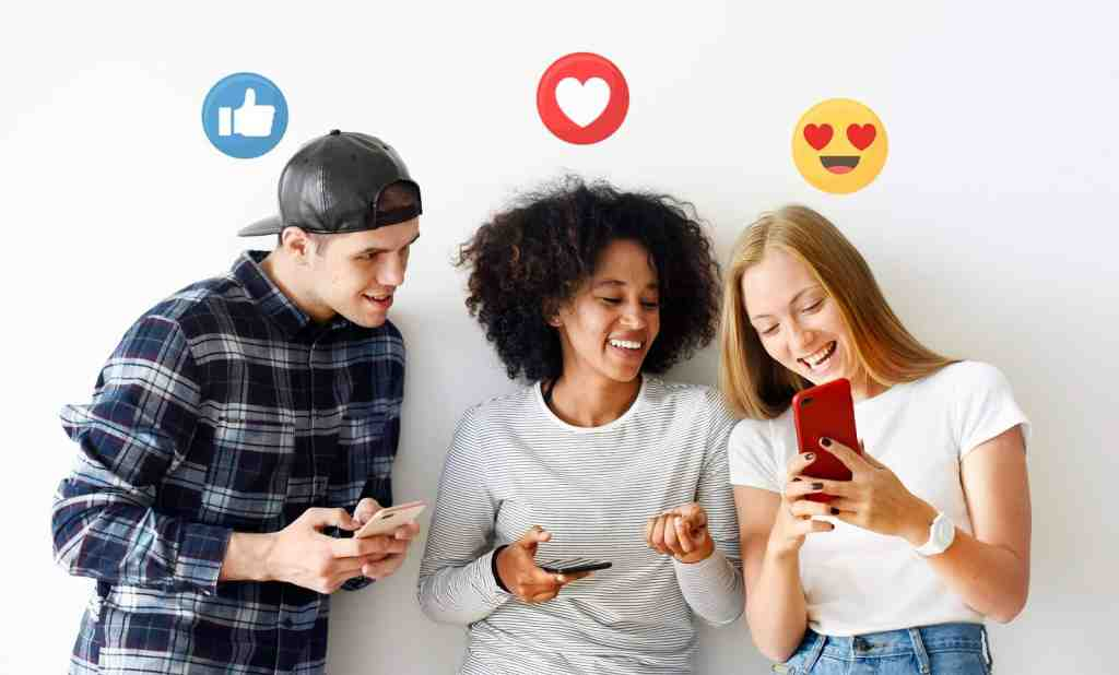 User generated Content Sharing on Social Media