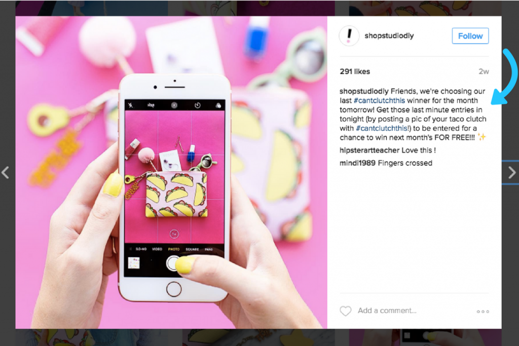 what is user generated content on instagram