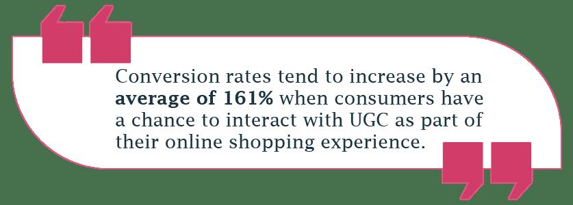 user generated content marketing statistics