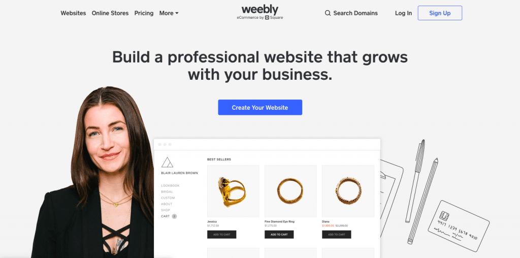 embed slack in website weebly