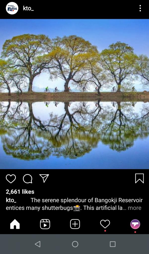 Manual reposting on Instagram
