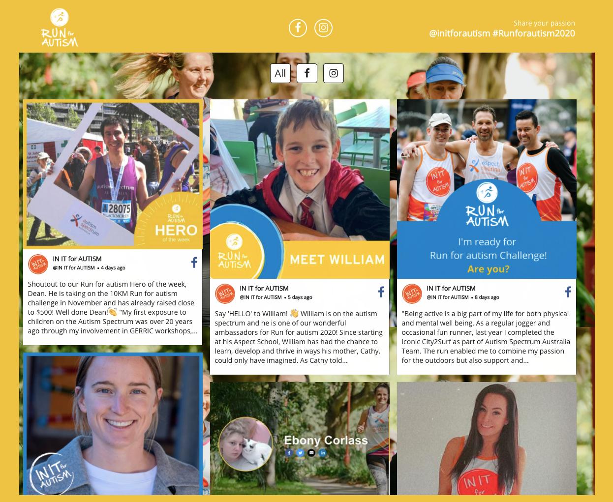hashtag campaign for nonprofits