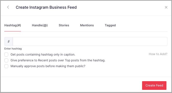 embed instagram feed shopify