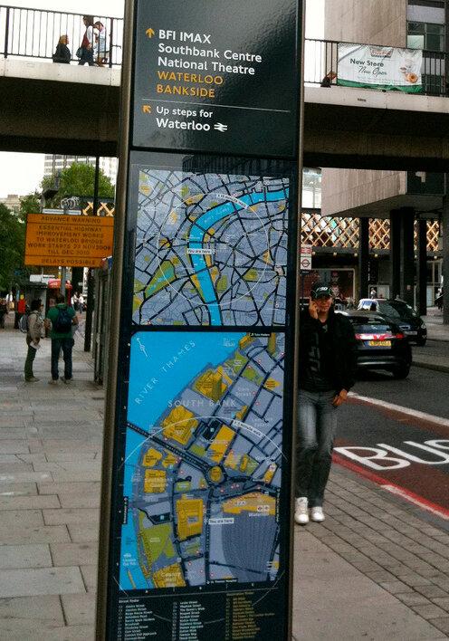 Wayfinding Maps
