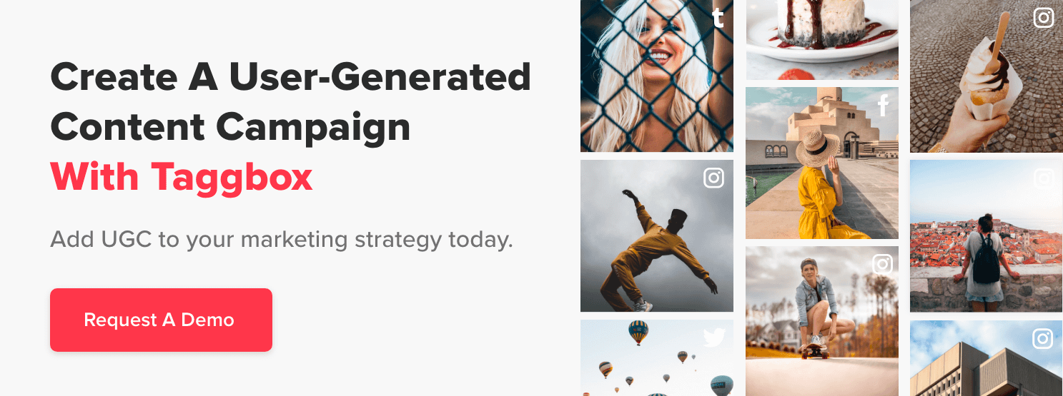 importance of user generated content
