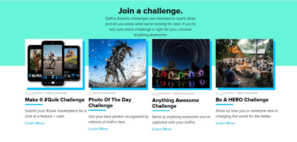 hashtag contest ideas