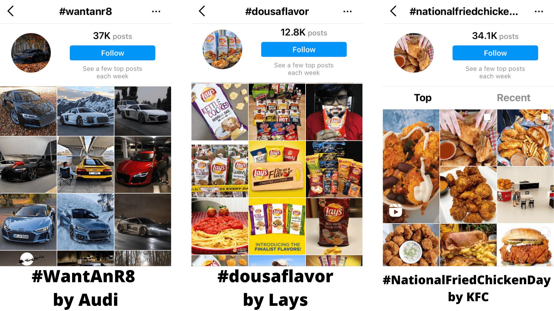 hashtag contest