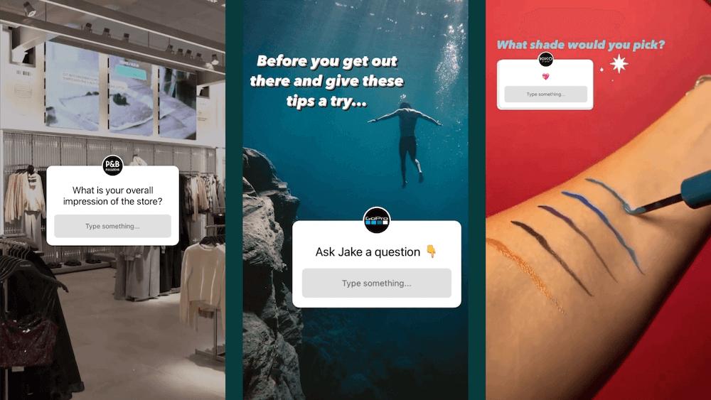 instagram business story ideas