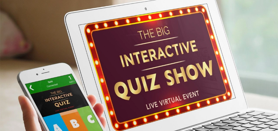 Quizzes & Fun Games in Virtual Event