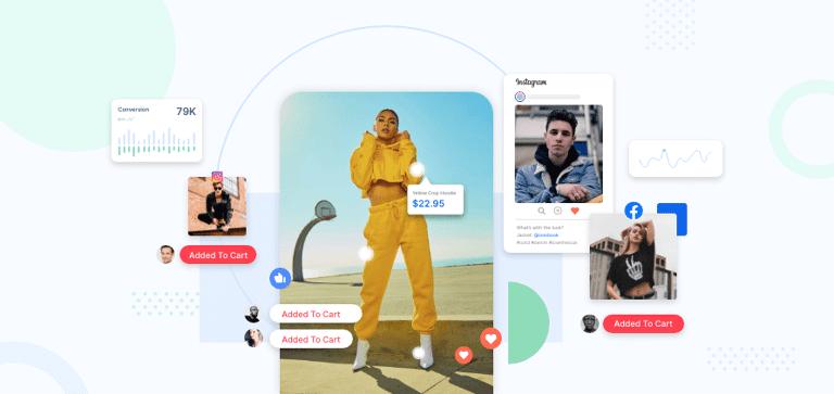 Social commerce platform