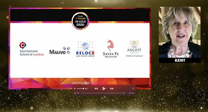 Virtual Award Sponsers