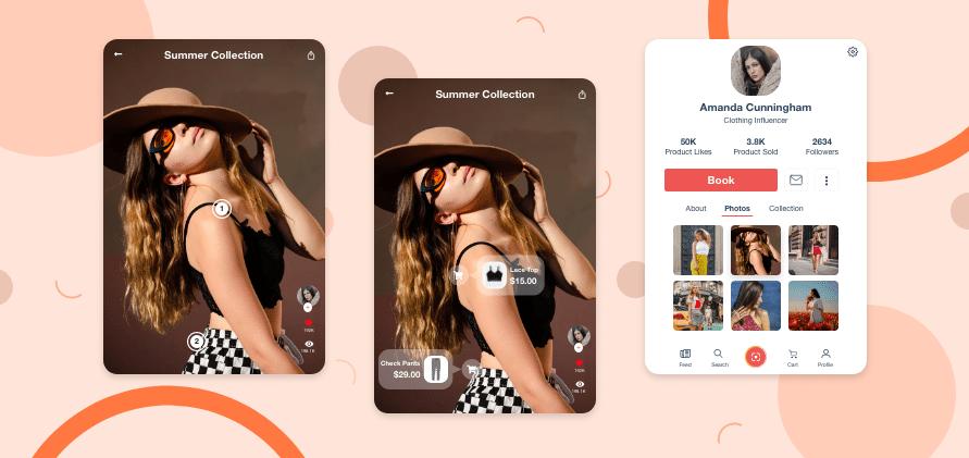shoppable Instagram & UGC