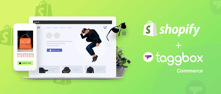 Taggbox Commerce Shopify App