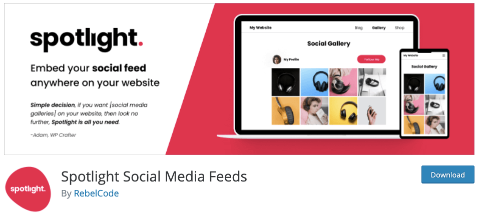 best social media feed plugin for wordpress