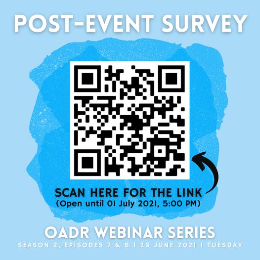 Event Feedback Post