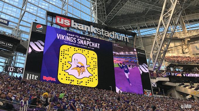 Social media sports engagement