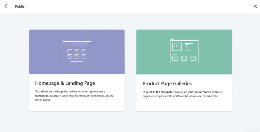 publish on-site uploads